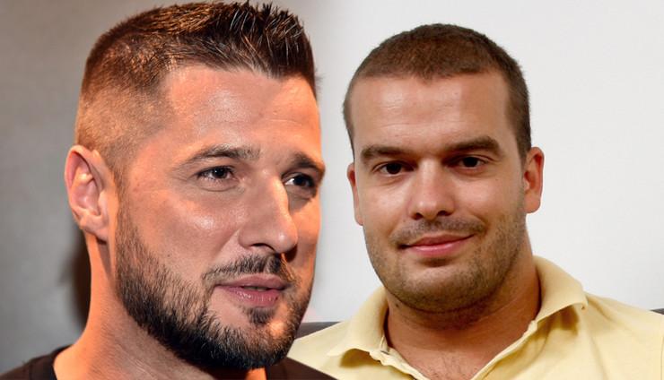 Manuel Stojanović i Marko Miljković