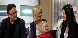 Z Kasią Glinką i Emilką byliśmy w telewizji!