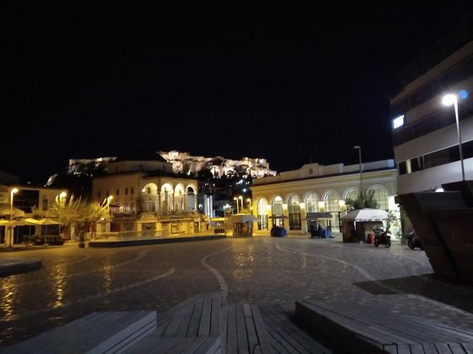 Mirne noći u Grčkoj