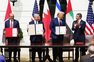 Biden akceptuje nowy ład na Bliskim Wschodzie