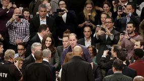 Książę William i Kate Middleton spotkali się z Beyonce i Jayem-Z!