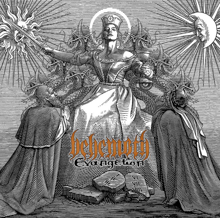 "Behemoth ""Evangelion"""