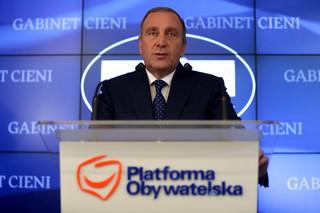 PO w przyszłym tygodniu złoży w Sejmie projekty ustaw gospodarczych