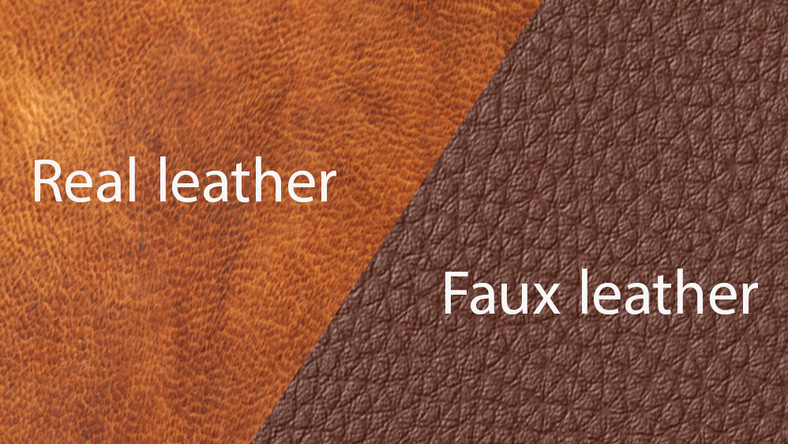Spotting fake leather(New House Design)