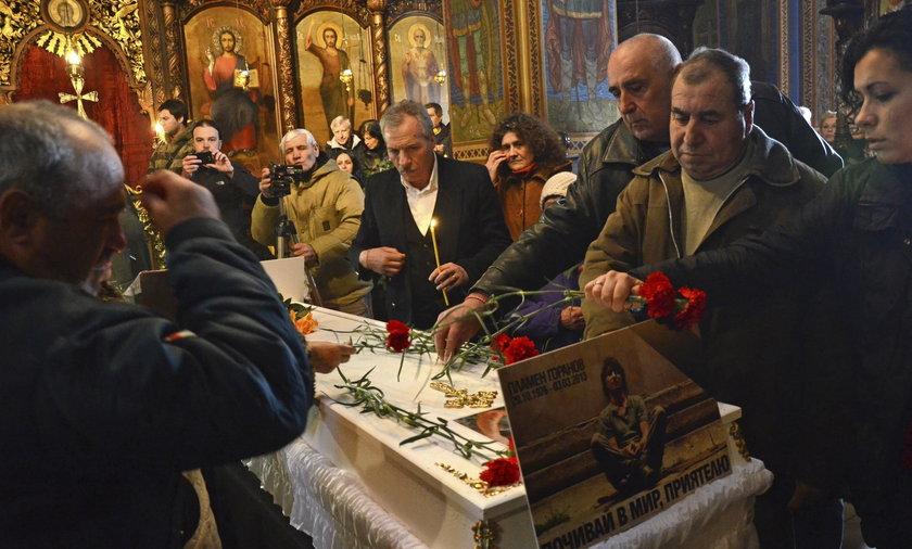 bułgaria protesty