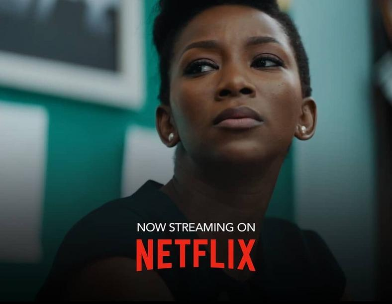 'Lionheart' by Genevieve Nnaji is currently streaming on Netflix.