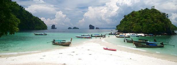 Plaża Tup w Tanjlandii Fot.flickr/Tom BKK