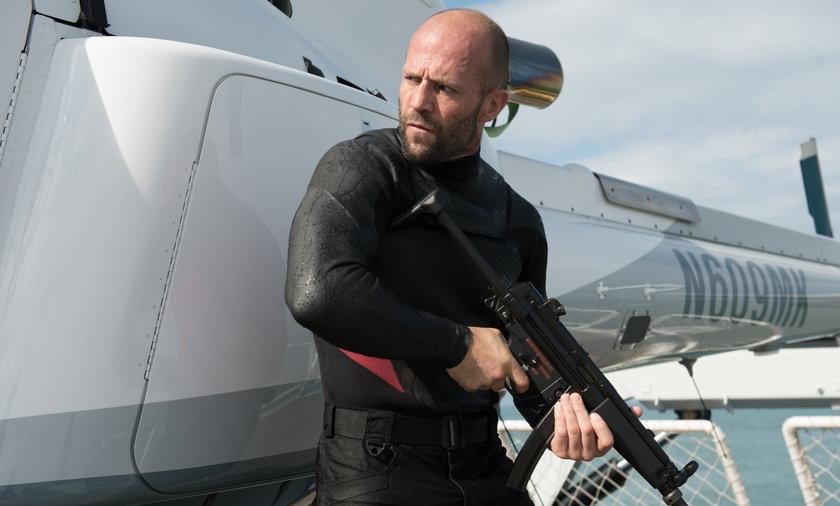 Mechanik: Konfrontacja, Jason Statham