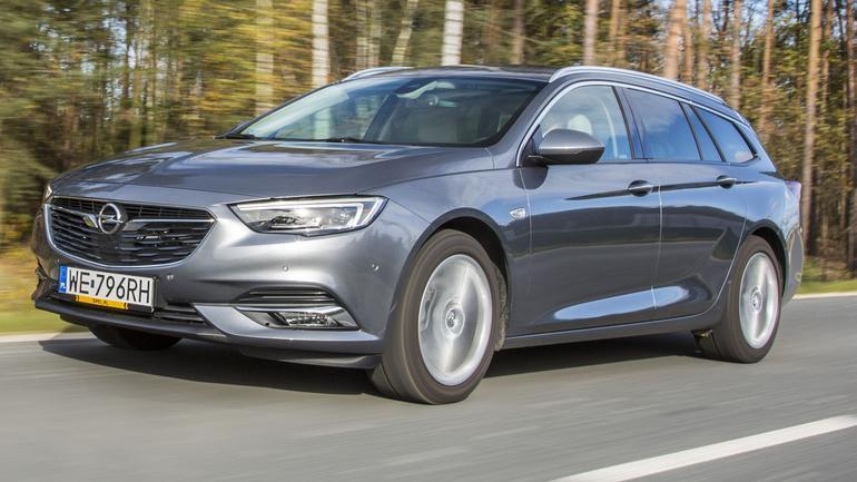 Opel Insignia Sports Tourer 2.0 CDTI - takie powinno być kombi