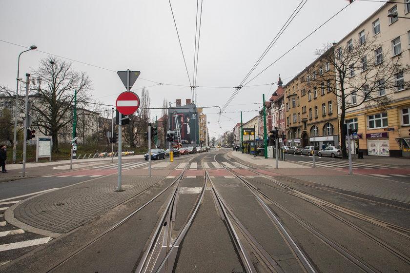 Jak będzie wyglądać ulica Dąbrowskiego?