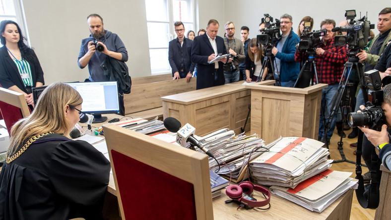 Ogłoszenie wyroku w sprawie Bartosza D