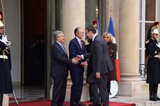 Aleksandar Vučić i Antonio Gutereš