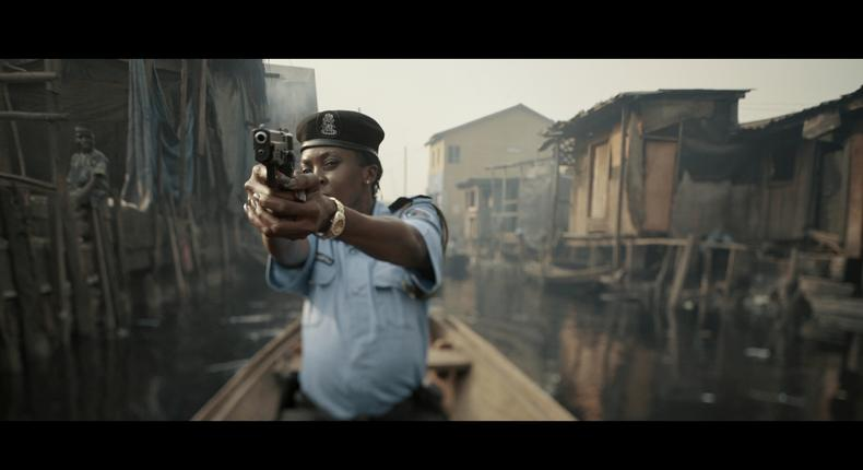 The Ghost and the House of Truth is one of the Nollywood movies selected for a Hollywood exhibition[Temple Production]