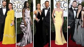 Złote Globy 2017: gwiazdy zachwyciły na czerwonym dywanie. Kto się pojawił?