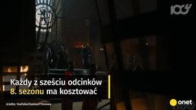 """Nowy sezon """"Gry o tron"""" będzie najdroższy w historii tv"""