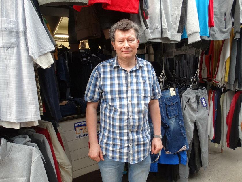 Leszek Fedec z Lublinia