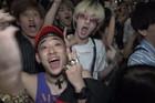 """STRAST """"SAMURAJA"""" Japan ostvario prvu mundijalsku pobedu u Evropi, a navijači pali u DELIRIJUM /VIDEO/"""