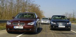 BMW 550 kontra Honda Legend i Lexus GS: duża porcja luksusu