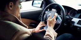 Polacy nagminnie łamią prawo podczas jazdy autem
