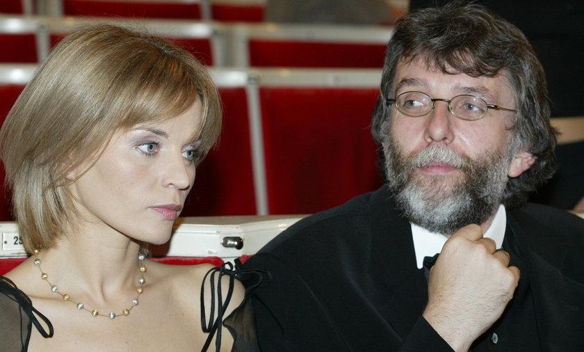 Małgorzata Foremniak i Waldemar Dziki
