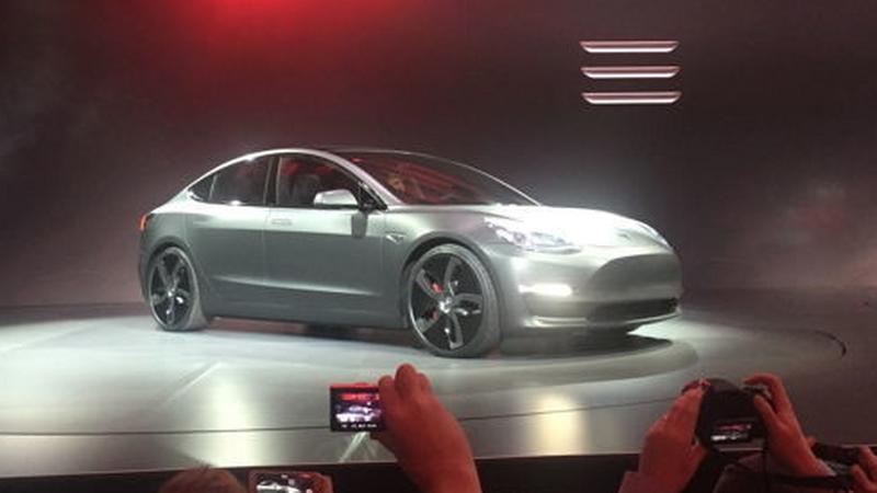 Produkcja Tesli Model 3 ruszy w lipcu
