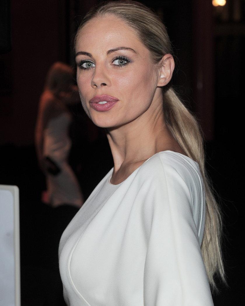 Magda Modra po wypadku