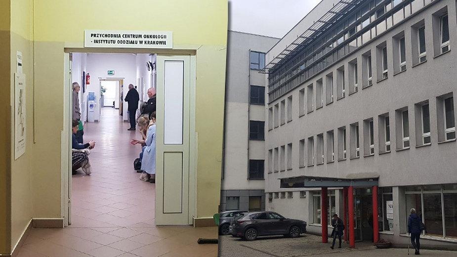 Narodowy Instytut Onkologii w Krakowie