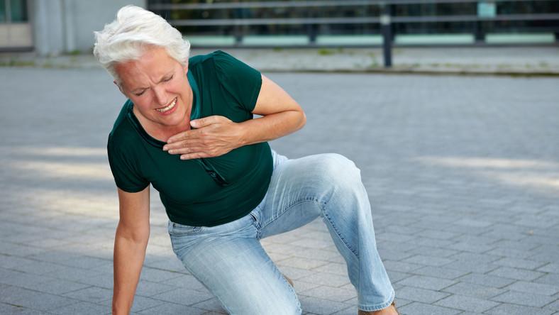 Śmiertelność kobiet z powodu niewydolności serca podczas pobytu w szpitali jest podobna jak u mężczyzn
