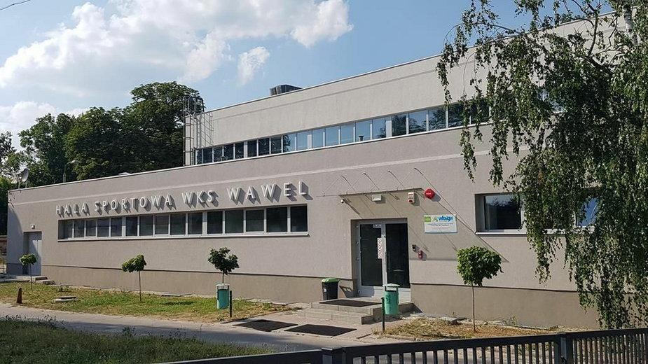 Hala Sportowa WKS Wawel