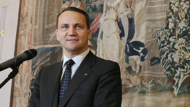 Radosław Sikorski, fot. PAP/Paweł Supernak