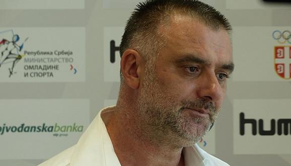 Nenad Peruničić, selektor reprezentacije Srbije