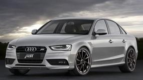 Audi A4 po faceliftingu