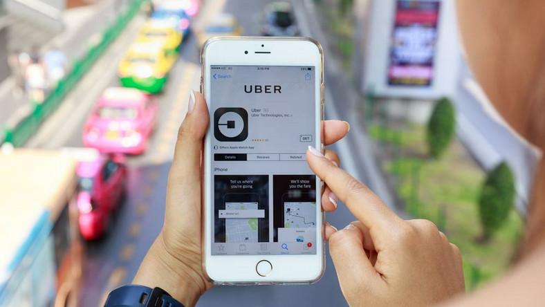 Uber fot. Surasak Ch shutterstock