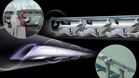 Pierwsze moduły Hyperloop dostarczone na pustynię