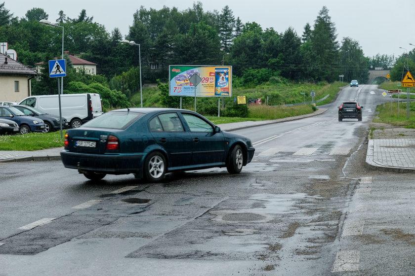 Zrobią asfalt na pół wieku