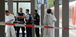 Atak pod Monachium. Napastnik krzyczał allahu akbar