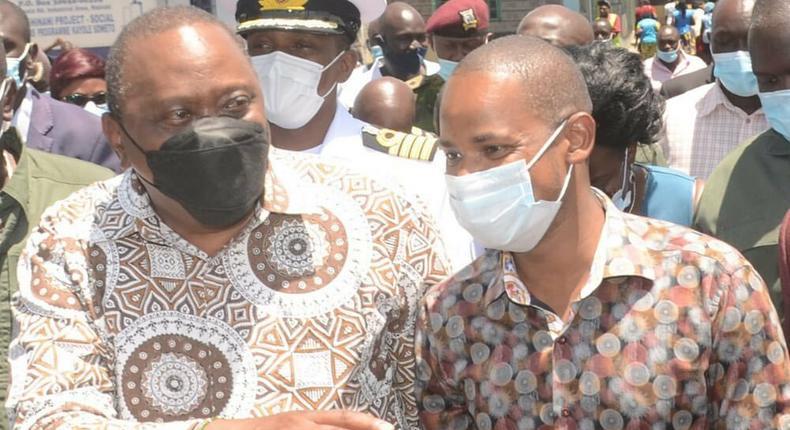 Hatutakupiga na mawe - Babu Owino responds to President Uhuru