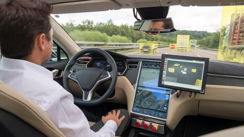 Sztuczna inteligencja w samochodzie