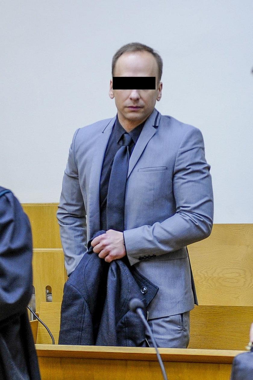 Dariusz K. w końcu trafi do więzienia