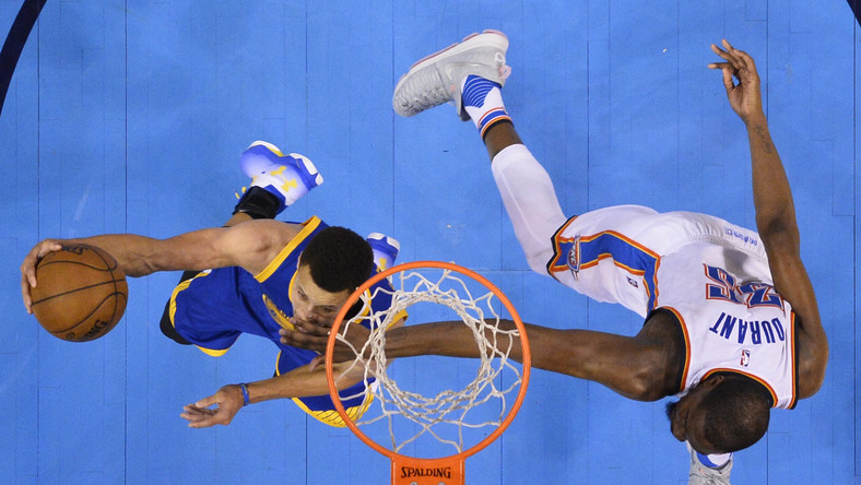 Stephen Curry i Kevin Durant