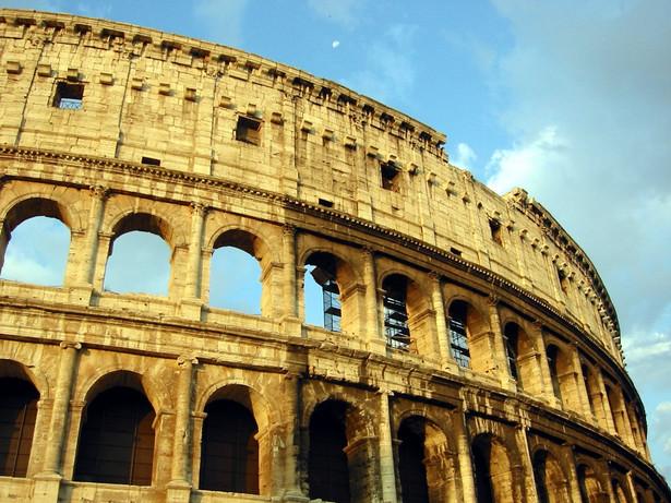 Koloseum, autor: Jimmy Walker, licencja: Creative Commons Attribution 2.0