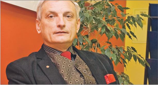 Andrzej Sokołowski, dyrektor Centrum Rehabilitacji i Odnowy Biologicznej w Gdyni Fot. Wojciech Górski