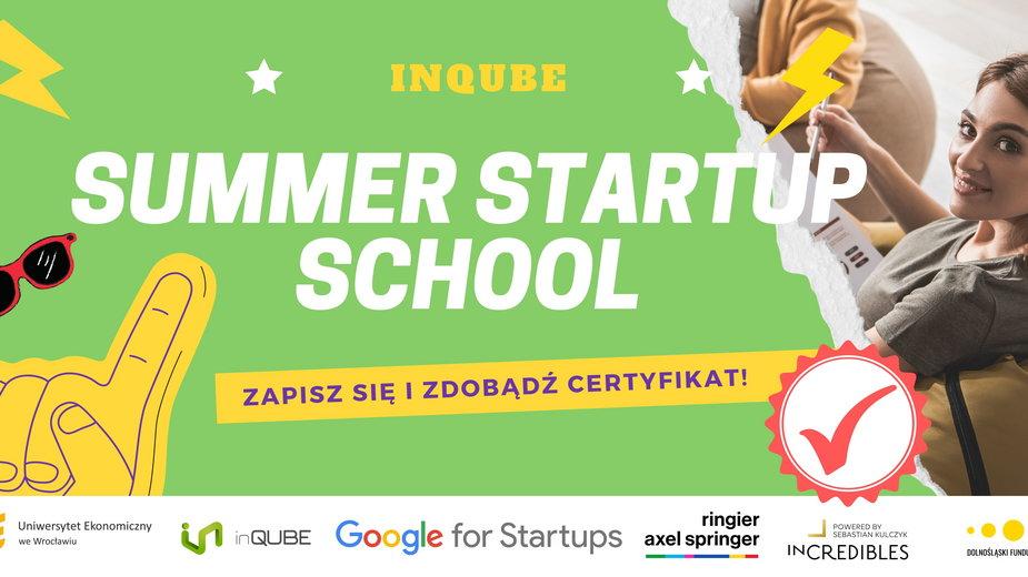 Letnia szkoła startupu z Google For Startups i RASP, czyli inQUBE i Uniwersytet Ekonomiczny znowu stacjonarnie