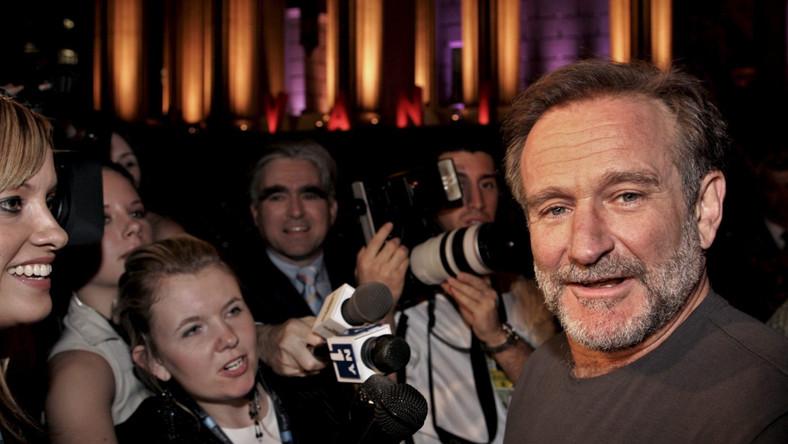 "Robin Williams skończył ""Absolutely Anything"""