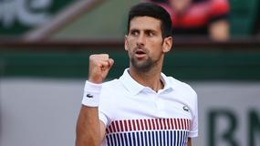 Roland Garros: Novak Djoković i Rafael Nadal walczą o półfinał