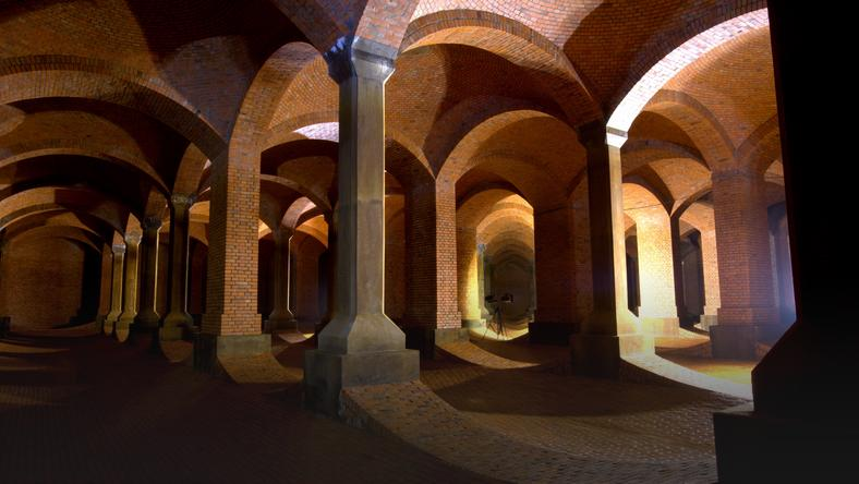Poważnie Jeden z największych zbiorników wody pitnej na świecie - Łódź BN09