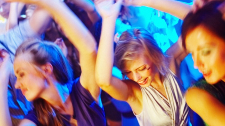 impreza, taniec