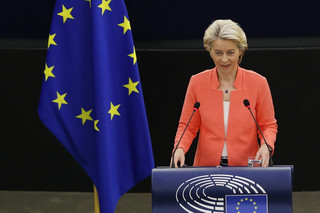 Ursula von der Leyen o migracji, klimacie, wymianie handlowej [Orędzie przewodniczącej KE]