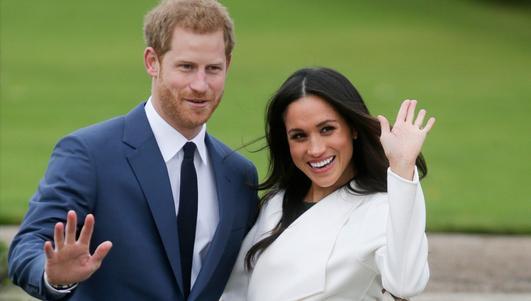 Harry i Meghan pobiorą się 19 maja 2018 roku