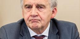Były minister zdrowia Marian Zembala trafił do szpitala